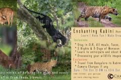 Enchanting Kabini Phototour and Workshop