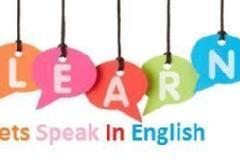 'Let's Speak In English