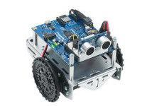 Advanced Robotics Using Arduino