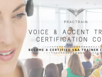 Voice & Accent Trainer Certification Course