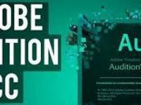 Adobe Audition CC for the absolute Beginners