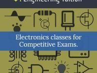 Competitive Exam Preparation (Electronics)
