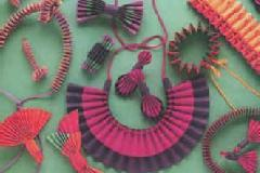 Learn Paper Jewellery In TWO Day - Kudos Workshop