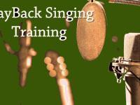 Playback Singing - Advanced Level