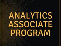 Analytics Associate Program
