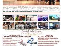 Novatech Robo Presents TWO UNIQUE DASARA CAMPS