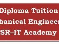 Diploma Mechanical Engineering Tuition *** All Subjects***