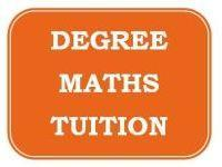 Degree MATHS Tuition ( B.Sc Mathematics )