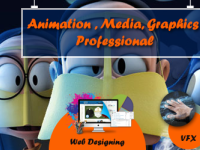 Animation & Multimedia Course