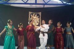 Bharatanatyam at Rajajinagar, Bangalore