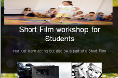Acting Workshop with Short Film Production