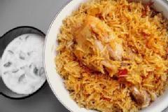 Mughlai Chicken Biryani Recipe
