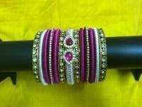 Silk Thread Jewellery Making classes in Chennai