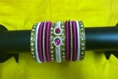 Silk Thread Jewellery Making classes in Chennai