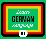 Learn German A1 in 2 months