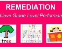 Remediation for children
