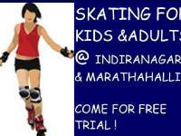 Skating For Fitness !