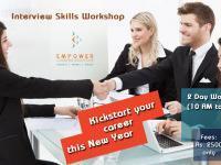 Interview Skills workshop