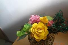 Flower making & Arrangement classes At ur place