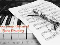 Sheet music Oriented Piano Training