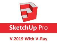 Sketchup Pro 2019 Training Course with V-Ray