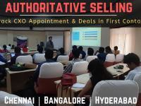 Sales Training in Bangalore by Amit Sharma