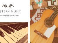 Western Music Summer Camp in Guitar,Keyboard and Drums