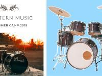 Western Music Summer Camp in Drums