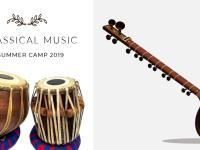 Classical Music Summer Camp in Sitar