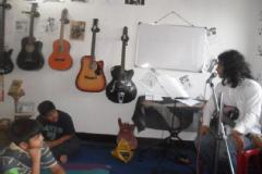 Guitar, Keyboard, Bass and Vocal classes under Trinity College London and Rockschool London syllabus, by an experienced, qualified professional