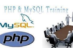 PHP,Mysql Training