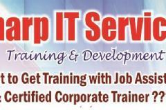 Java Training with Placement at Sharp IT Services,Pune