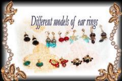 Ear rings making workshop