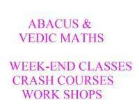 Abacus and High Speed Vedic Math Training Work for Teachers