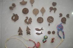 Workshop on terracotta jewellery making
