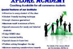 Pass CA examinations in one attempt only