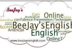 Beejay's Free English Voice & Accent Class