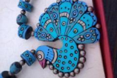Two days Advanced terracotta Jewellery Making workshop in tirupur on jan 9 & 10