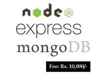 Node JS + Express JS + MongoDB