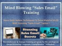 Mind Blowing Sales Email Training