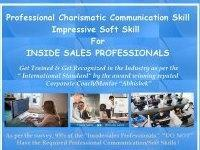 Professional Charismatic Communication Skill Impressive Soft Skill For INSIDE SALES PROFESSIONALS