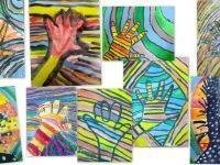 Chhavi's Saturday Art classes for children