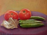 Light, Shading, Still Life & Oil Painting