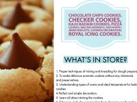 Eggless Cookies class