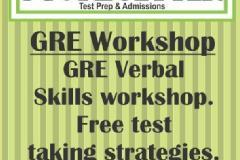 ScoreGetter Exclusive GMAT Verbal & Quants Skills Workshop