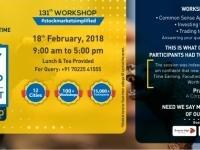 1 Day Certificate Program on Stock Market