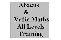 Abacus and Vedic Maths  All Levels Online Training