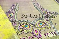 Advance Aari Embroidery Designer Courses, Saidapet