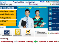 We Are Specialized Into Application Packaging Training