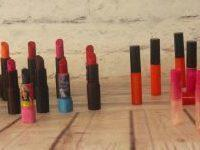 Lipsticks,lip balms,chap sticks and lip gloss(basics) classes :